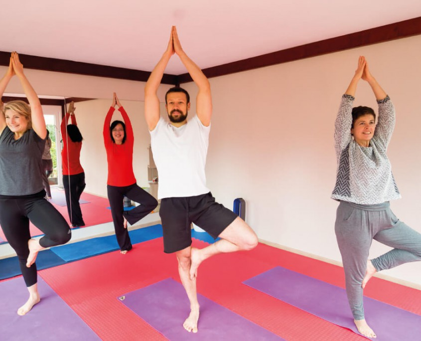 Yoga-Schule in Lingen.